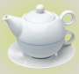 1232-Conjunto de chá egoista