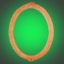 618-Moldura Oval