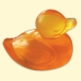 Molde Duplo (3D) Pato