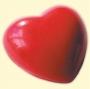Molde Duplo (3D) Coração