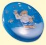 Molde Duplo (3D) Classico Oval