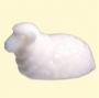 Molde Duplo (3D) Ovelha